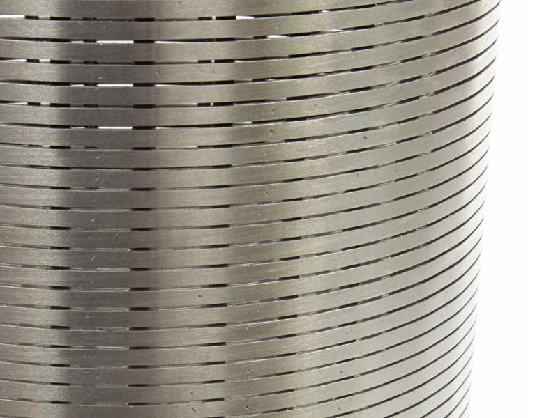 Spiro screen – Filtri a spirale continua