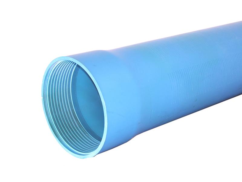 Tubi in u-pvc per pozzi